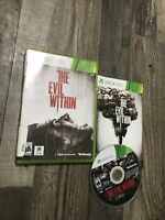 The Evil Within - Tested- (Microsoft Xbox 360; 2014)
