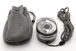 [MINT IN CASE] Sekonic L-208 TwinMate Twin Mate Analog Light Meter From JAPAN