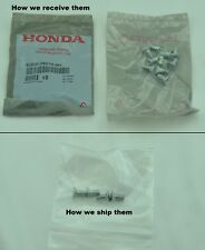 4x Honda Acura Disc Brake Rotor Screw OEM  all models 1980-201 93600-06014-0H