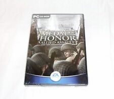 Medal of Honor: Allied Assault (PC, 2002) - European Version New & Sealed