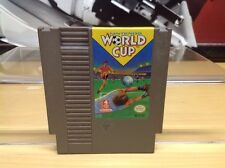 Nes (Nintendo Entertainment System) Nintendo World Cup Tested And Working
