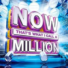 NOW THATS WHAT I CALL A MILLION (Various Artists) 3 CD SET (2017)