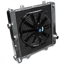 Kit radiateur alu + ventilateur BMW E30
