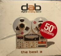 DAB DIGITAL ANALOG BAND CD THE BEST 3 NUEVO NEW SEALED DIGIPACK ( HEROES SILENCI