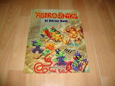 ASTROSNIKS EL HEROE SNIK COMIC PRIMERA EDICION Nº 1 E. BRUGUERA DEL AÑO 1984