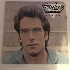 HUEY LEWIS and The News -Picture This' RARE PROMO LP  # 2878. VINYL