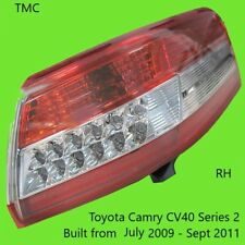 Toyota Camry 2009 2010 2011 Tail Light Lamp Right Hand Side RH CV40 Series 2 NEW