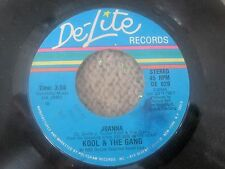 "Kool & The Gang - Joanna / Place For Us Vinyl 7"" 45 - De-Lite - DE 829 - Ballad"