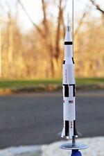 Estes 2160 Saturn V Apollo 11 1:200 RTF Model Rocket