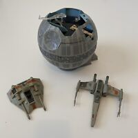 Vintage Star Wars Galoob Toy Lot of 3 Micro Machines Action Fleet 1995 and 1997