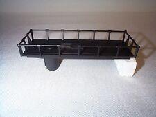 LIONEL 6812 6812-8 BLACK MAINTENANCE CAR PLATFORM NO BREAKS MINT NOFS!