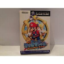 Super Mario Sunshine Nintendo Gamecube Jap