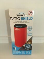 Thermacell Patio Shield Mosquito Repellent Red