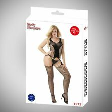Body Pleasure - TL72 - Sexy Lingerie Set - One Size Fits Most - Gift Box - Black