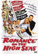 NEW REGION ALL ROMANCE ON THE HIGH SEAS ( DORIS DAY )