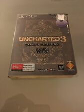 Playstation 3 Game - Uncharted 3 Drake's Deception - SPECIAL EDITION