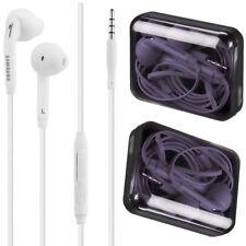 Samsung Galaxy S6 S7 S7Edge Note5 Headset Earphones EG920BW 2X New Original OEM