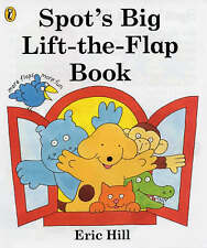 Spot's Big Lift-the-flap Book (Spot books)-ExLibrary
