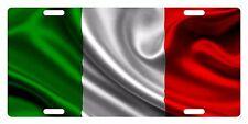 ITALY Custom License Plate ITALIAN ITALIA Emblem WAVE Version