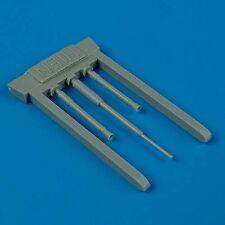 QUICKBOOST QB48278 Gun Barrels & Pitot Tube for Hasegawa® Kit Ki-61-I Hien 1:48