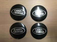 Set of 4 pcs Emblem logo sticker 56mm for Wheel Covers Hub caps For Land Rover
