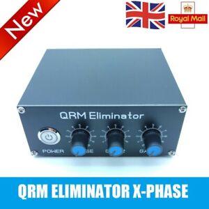 UK -QRM Eliminator X-Phase (1-30 MHz) HF Bands (SO-239 Connectors) Hot Sale
