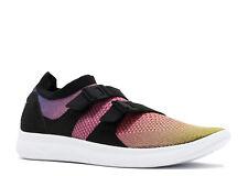 af43eb12c5e4 Nike Air Sockracer Flyknit PRM Slip On Be True PRIDE Multi 898021 700 Size  10