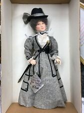 "Effanbee Victorian Doll ""LITTLE OLD NEW YORK"" Collection w/Parasol CENTRAL PARK"