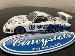 Carrera Evolution 27372 Porsche 935/78 Moby Dick PPG 1/32 Slot Car. Used.