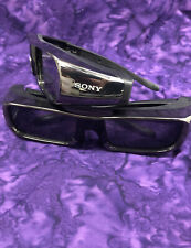 Sony 3d Glasses Model Tdg Br100 Active 3d Barely Used!!