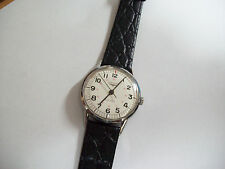 "Very Scarce Longines "" RR 280 "" Caliber CPR 24Hr Hacking Wrist Watch"