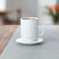 Ember Temperature Control Ceramic Mug, CM171002EU White**FREE DELIVERY**