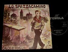 FRANCO TRINCALE CARTOON  P/S 45 - LO SPAZZACAMINO  - ITALIAN  1960s