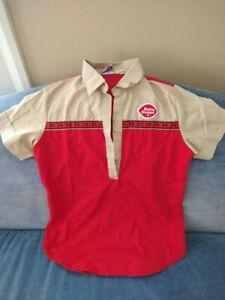 Vintage Dairy Queen uniform shirt