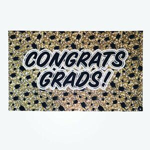 Congratulations 2020 Graduation Banners - Outdoor Use!