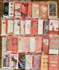 Hallmark Valentine's Day Cards Wholesale HUGE LOT Love Cards