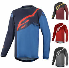 1771519 Alpinestars YOUTH RACER FACTORY JERSEY Kids T-Shirt MTB Mountain Biking