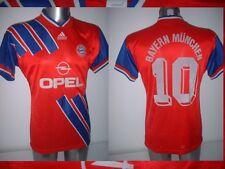 Bayern Munich Camisa Matthaus jersey trikot adidas pequeño Fútbol Balonpié Munchen