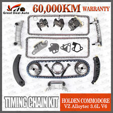 Timing Chain Kit for Holden V6 Commodore 3.6L VZ Captiva 3.2L CG UP TO 08/2006