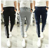 Sportwear Fashion Mens Baggy Harem Pants Slacks Sweatpants Jogger Sport Trousers