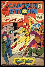 CAPTAIN ATOM 78 Charlton 1965 Strange Suspense Stories Steve Ditko Mid-Grade