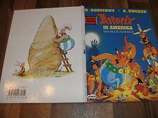 Goscinny/Uderzo -- ASTERIX in AMERIKA / Hardcover / 1. Auflage 1994
