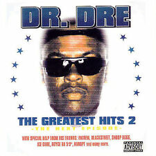 Dr Dre - The Greatest Hits 2 - The Next Episode  *** BRAND NEW CD ***