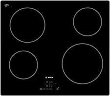 Kochfeld Einbau Autark Bosch 611 Touch Control Glaskeramik Rahmenlos NEU