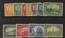 Canada  149-159  Mint  choice set   catalog  $747.00