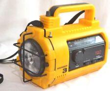 Vintage Transistor RADIO FLASHLIGHT AM/FM TEC SHOULDER STRAP RANGER 3