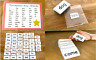 45 High Frequency Reception Flash Cards Keywords Word mat KS1 Learning Resource