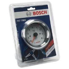 """Bosch Sport II 3-3/8"""" Tachometer (White) FST7903"""