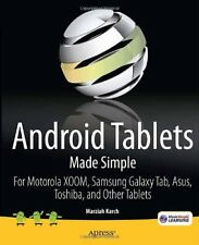 Android Tablets Made Simple: For Motorola XOOM, Sa