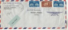 Luxembourg Airmail Cover